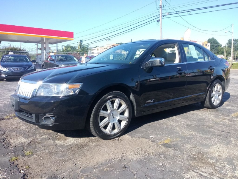 LINCOLN MKZ 2007 price Call for Pricing.