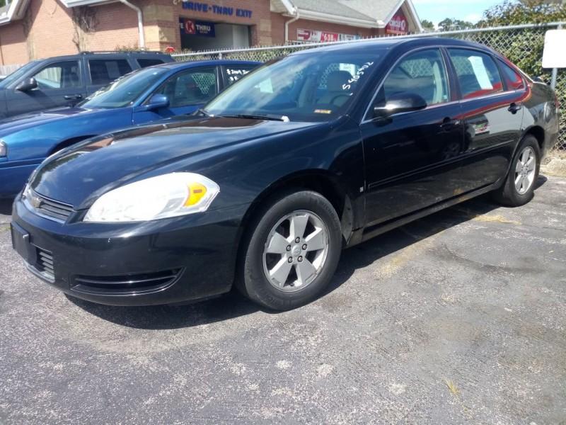 Chevrolet IMPALA 2007 price $3,295