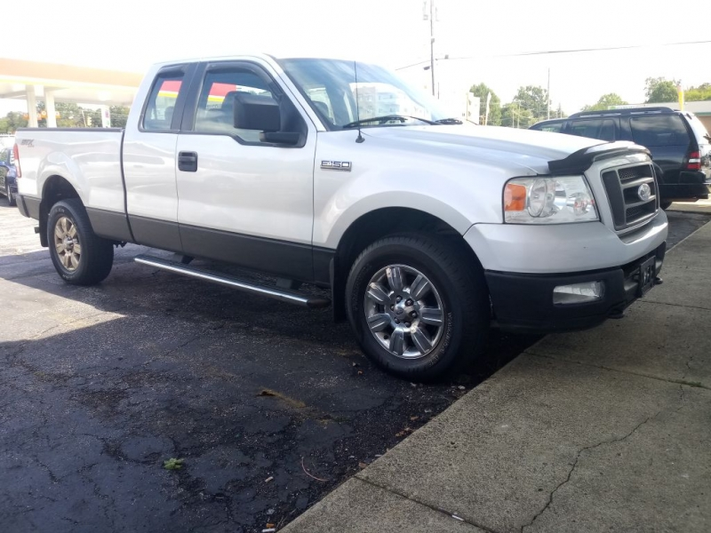 FORD F150 2005 price Call for Pricing.