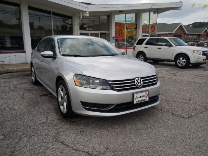 VOLKSWAGEN PASSAT 2012 price Call for Pricing.