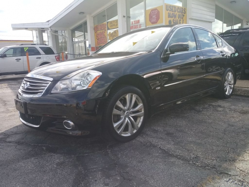 INFINITI M35 2009 price Call for Pricing.