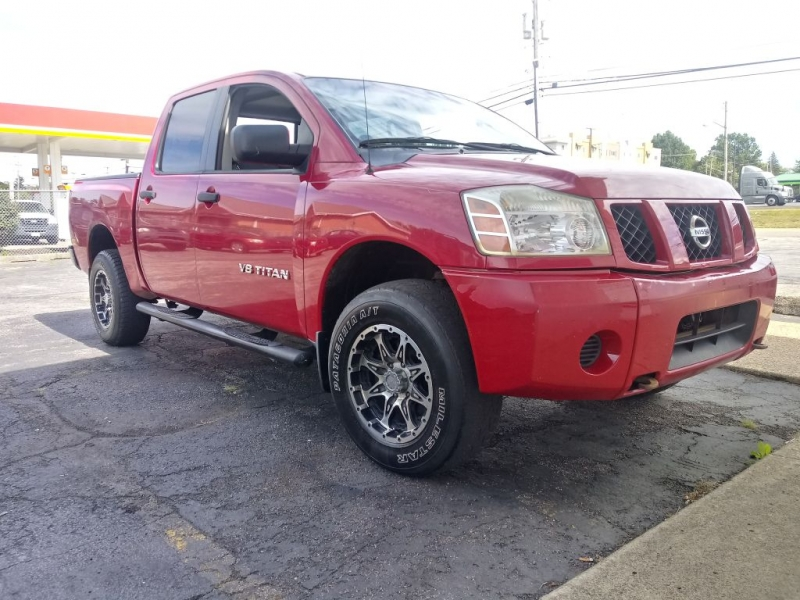 NISSAN TITAN 2005 price Call for Pricing.