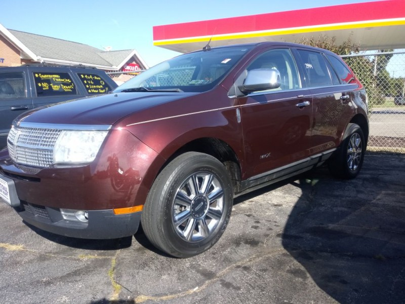 LINCOLN MKX 2009 price $7,995