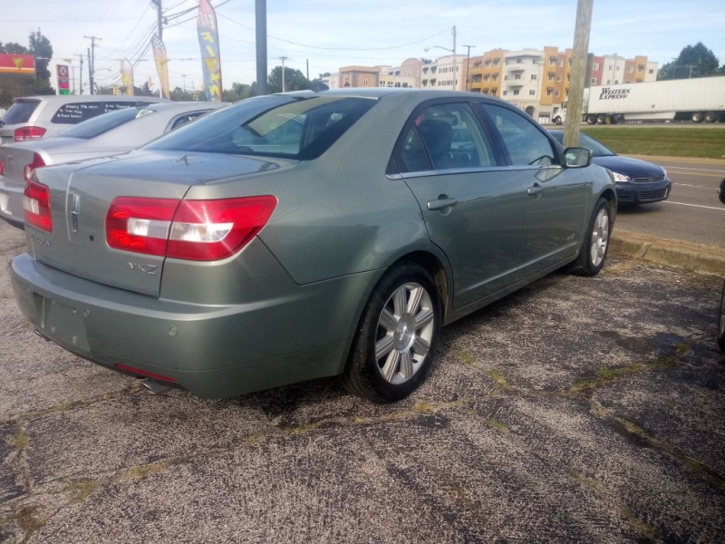 LINCOLN MKZ 2009 price Call for Pricing.