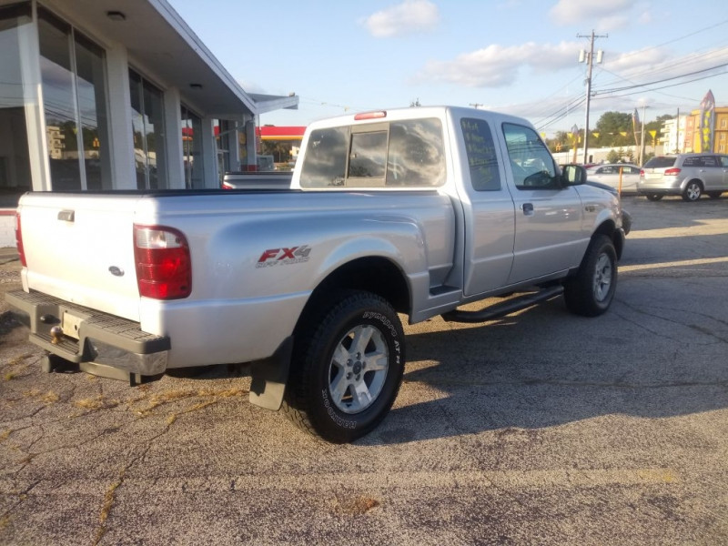 FORD RANGER 2004 price Call for Pricing.