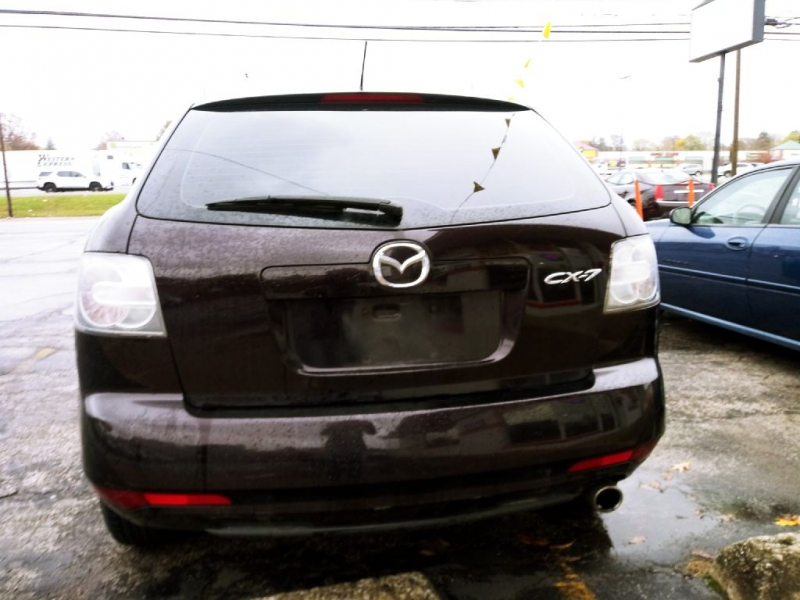 MAZDA CX-7 2010 price Call for Pricing.