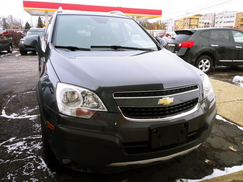 Chevrolet CAPTIVA 2013 price $4,999