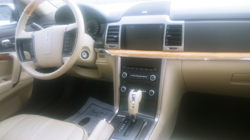 LINCOLN MKZ 2012 price Call for Pricing.