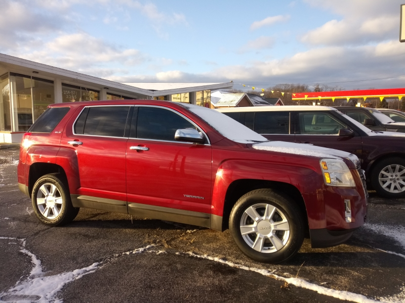 GMC TERRAIN 2011 price Call for Pricing.