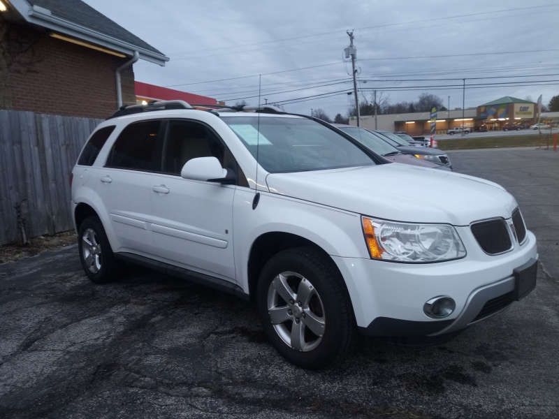 PONTIAC TORRENT 2006 price $2,995