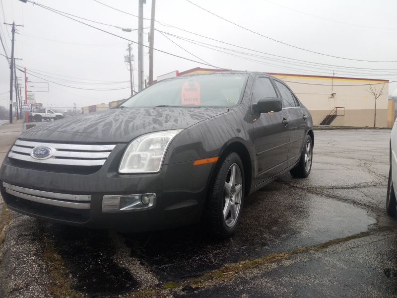 FORD FUSION 2006 price $3,295