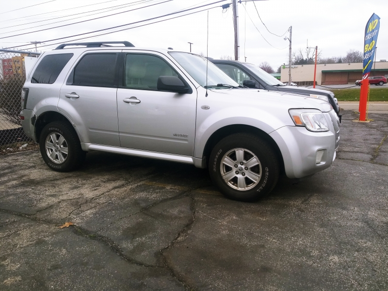 MERCURY MARINER 2008 price $2,695