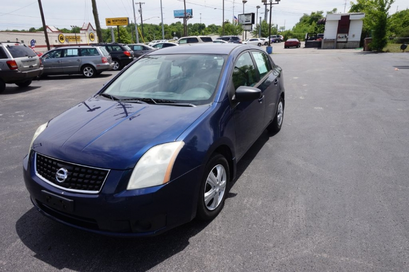 NISSAN SENTRA 2009 price Call for Pricing.
