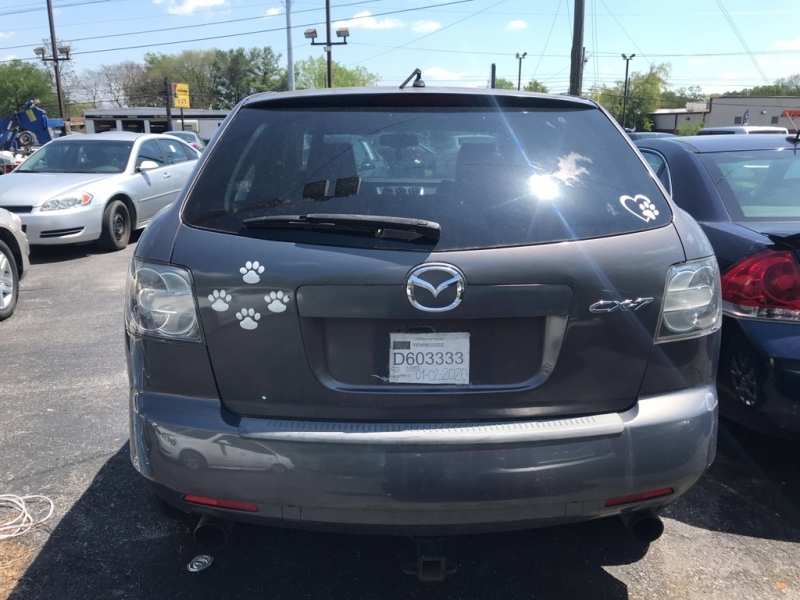 MAZDA CX-7 2008 price Call for Pricing.