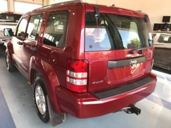 JEEP LIBERTY 2012 price $9,375