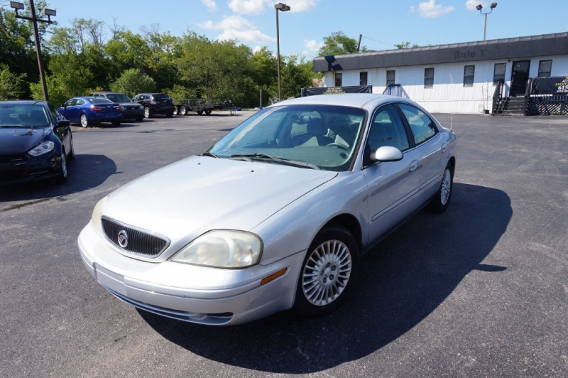MERCURY SABLE 2002 price Call for Pricing.