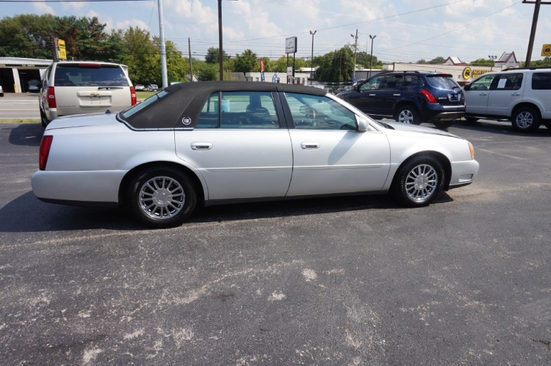 CADILLAC DEVILLE 2003 price Call for Pricing.