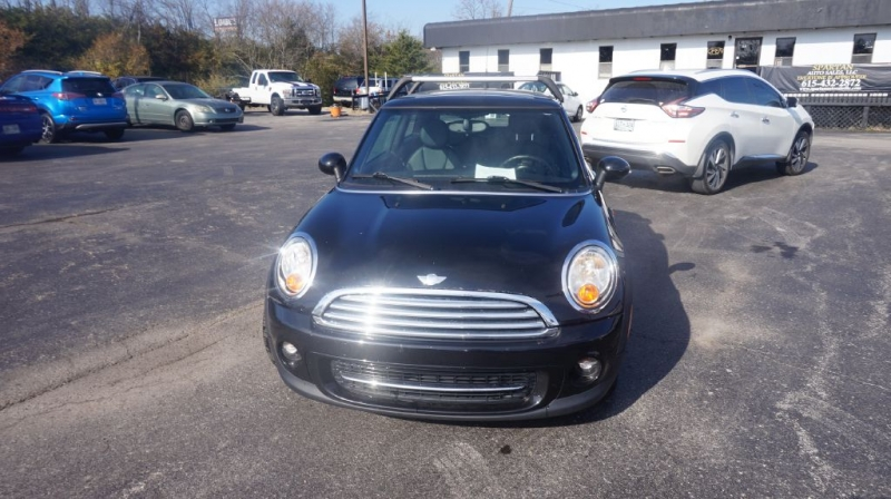 MINI COOPER 2012 price Call for Pricing.