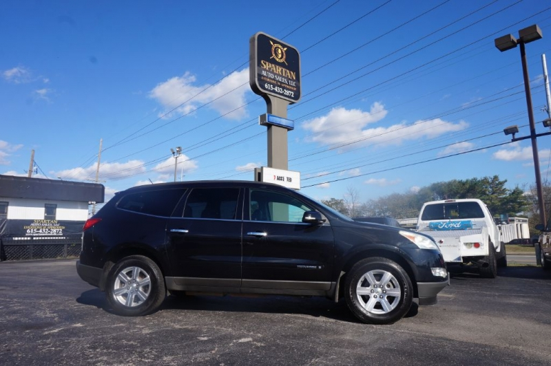 CHEVROLET TRAVERSE 2009 price Call for Pricing.
