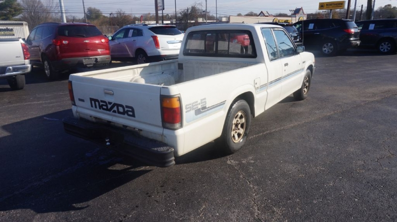 MAZDA B2000 1987 price $4,050
