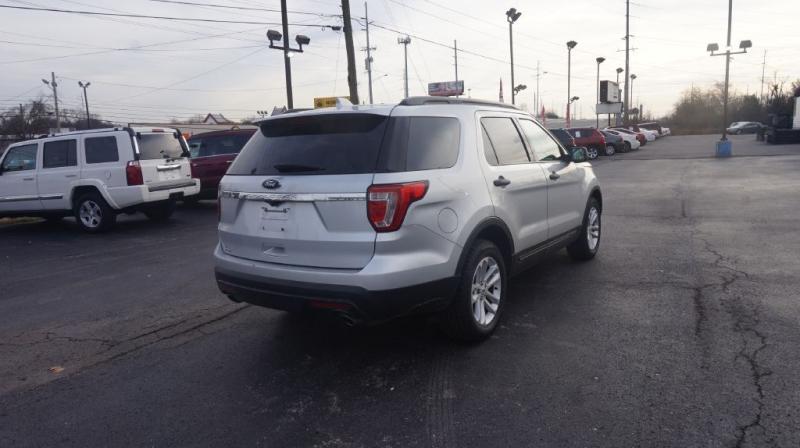 Ford EXPLORER 2017 price $18,999