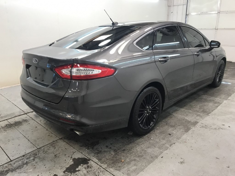 FORD FUSION 2016 price $13,075
