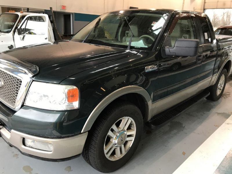 FORD F150 2005 price $7,725