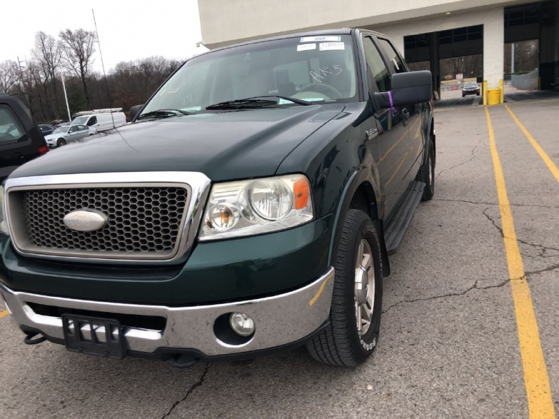 FORD F150 2007 price $7,150