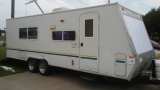 Sportsmen ez Toy Hauler 2002