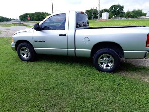 Dodge Ram 1500 2005 price $4,750
