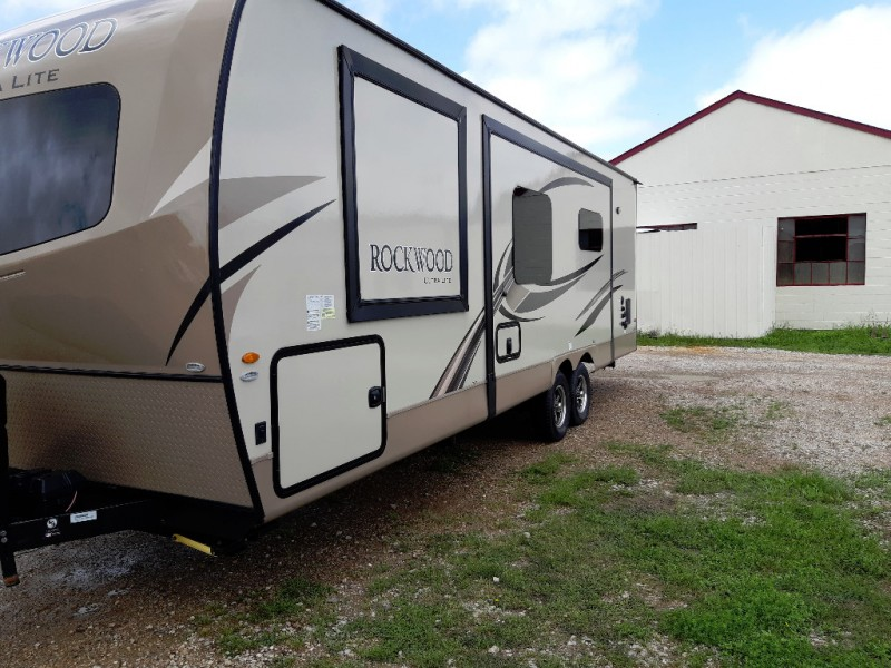 Rockwood ultra lite 2018 price $28,500