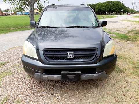 Honda Pilot 2004 price $2,795