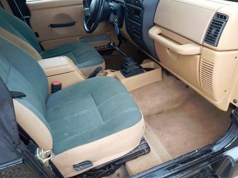 Jeep Wrangler 1997 price $7,495