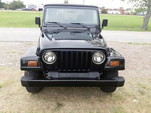 Jeep Wrangler 1997 price $7,495