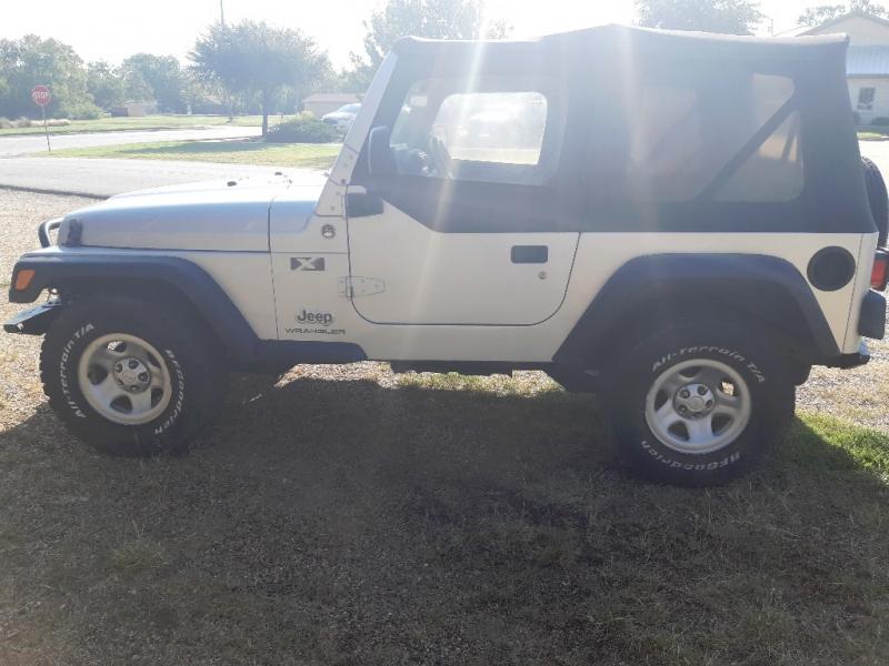 Jeep Wrangler 2006 price $8,995
