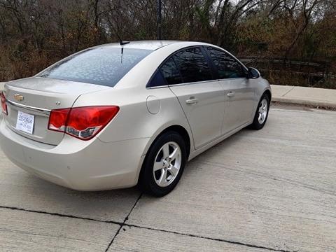 Chevrolet Cruze 2012 price $5,250