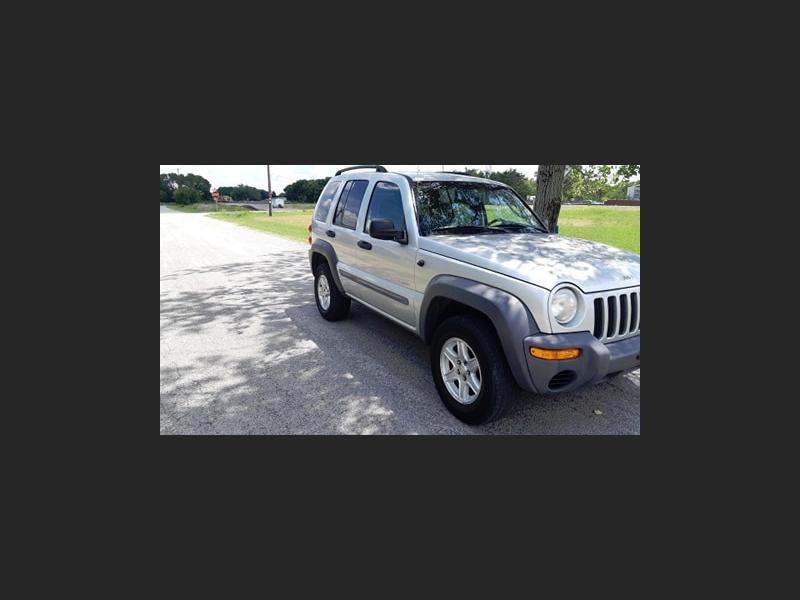 Jeep Liberty 2002 price $3,995