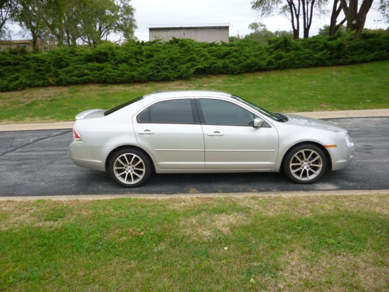 FORD FUSION 2008 price $5,599