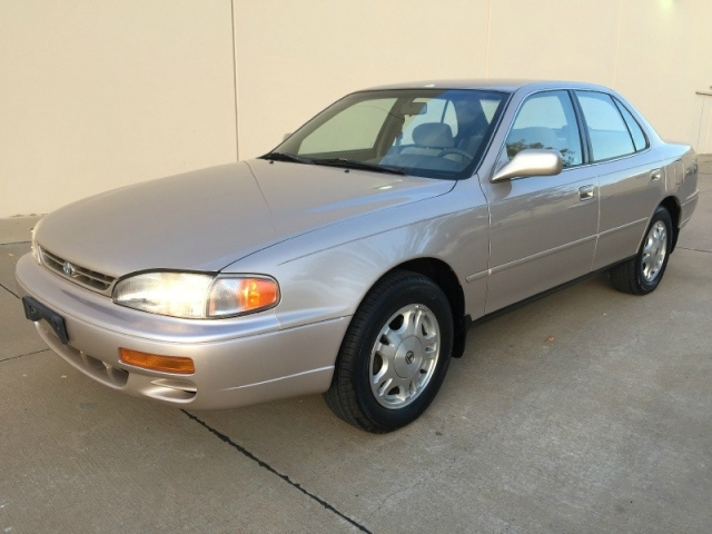 Charming 1996 Toyota Camry