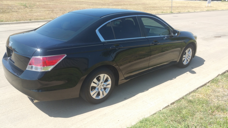 Honda Accord Sdn 2009 price $1,200 Down