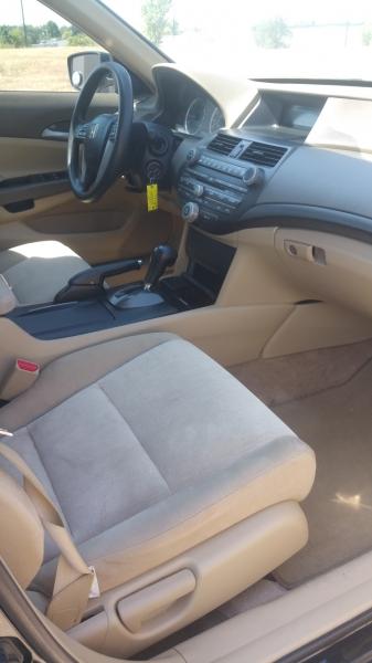 Honda Accord Sdn 2009 price $1,200 Down