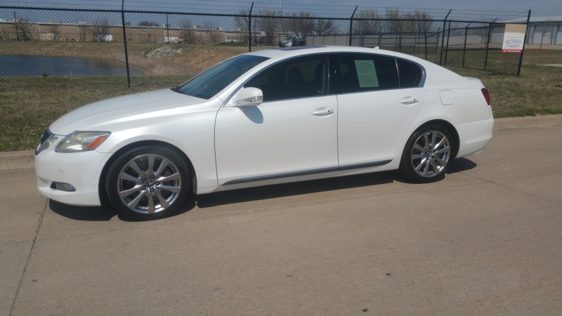 Lexus GS 350 2008 price $1,500 Down