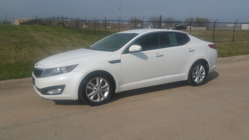 Kia Optima 2012 price $1,500 Down