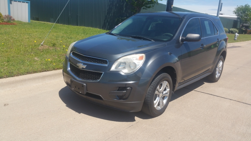 Chevrolet Equinox 2011 price $1,500 Down