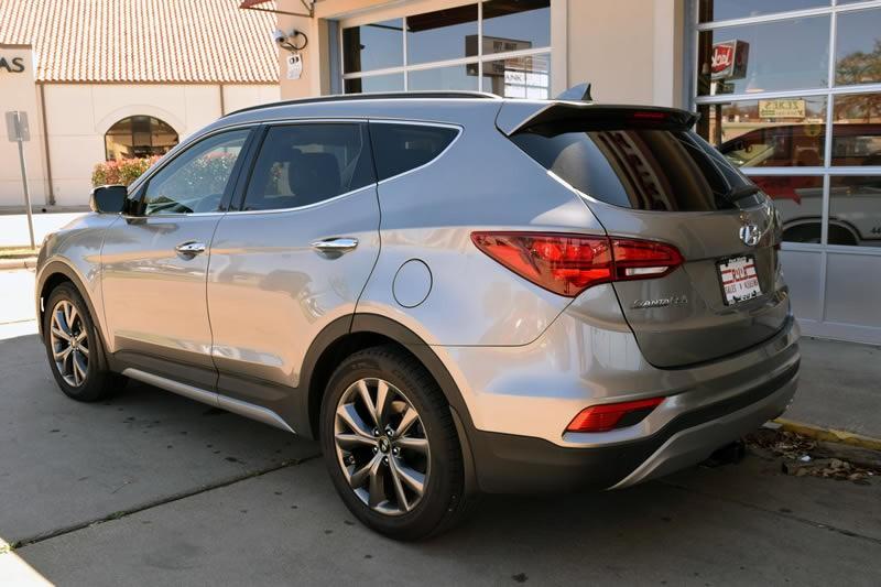 Hyundai Of Bowie >> 2018 Hyundai Santa Fe Sport Ultimate Tech Package ...