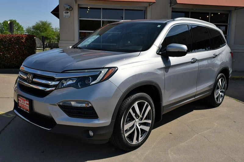 2017 Honda Pilot Elite AWD Fully Loaded 012476 - Inventory | RLB Sales and Leasing | Fort Worth ...