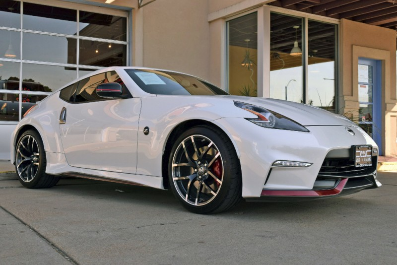 2018 nissan 370z nismo coupe navigation 570964 inventory. Black Bedroom Furniture Sets. Home Design Ideas