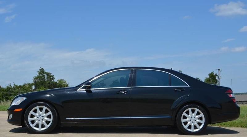 Mercedes-Benz S-Class 2007 price $13,900
