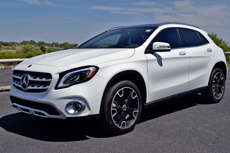 Mercedes-Benz GLA 2019 price $29,490