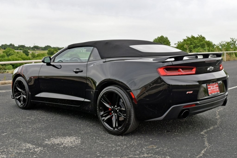 Chevrolet Camaro 2017 price $26,950
